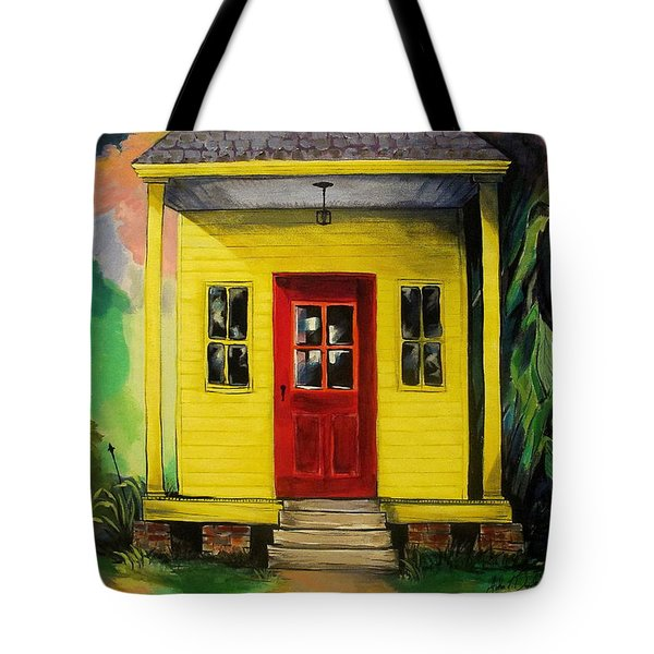 Shotgun House Tote Bag