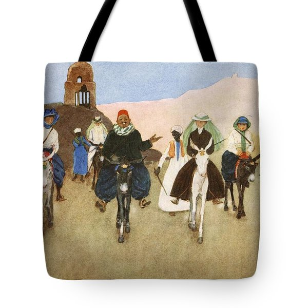 Should Women Ride Astride?, From The Tote Bag by Lance Thackeray