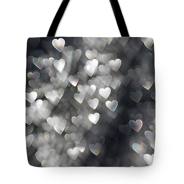 Showered In Love Tote Bag