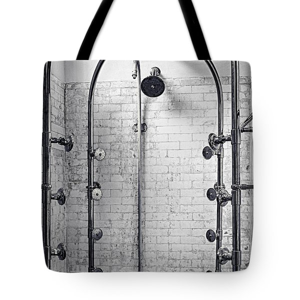 Showerfall Tote Bag
