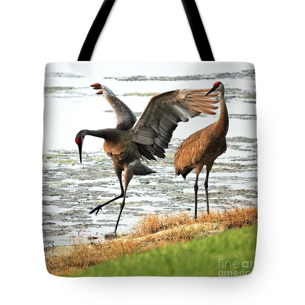 Showoff Tote Bag