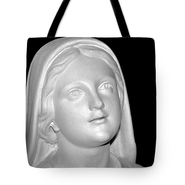 Shrine At Franciscan Monastery Tote Bag