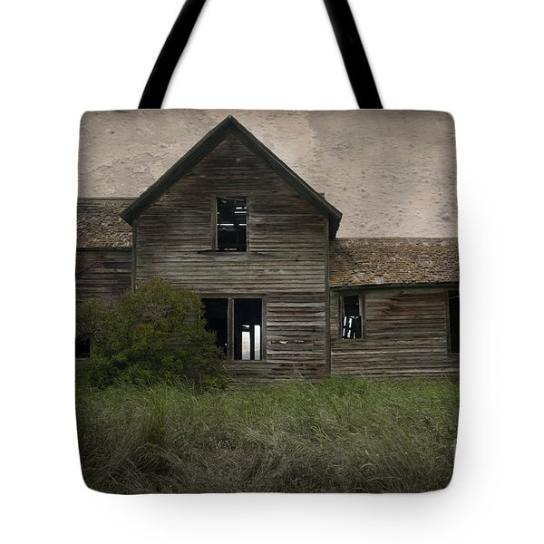 Shrouded In Mystery Tote Bag by Sandra Bronstein