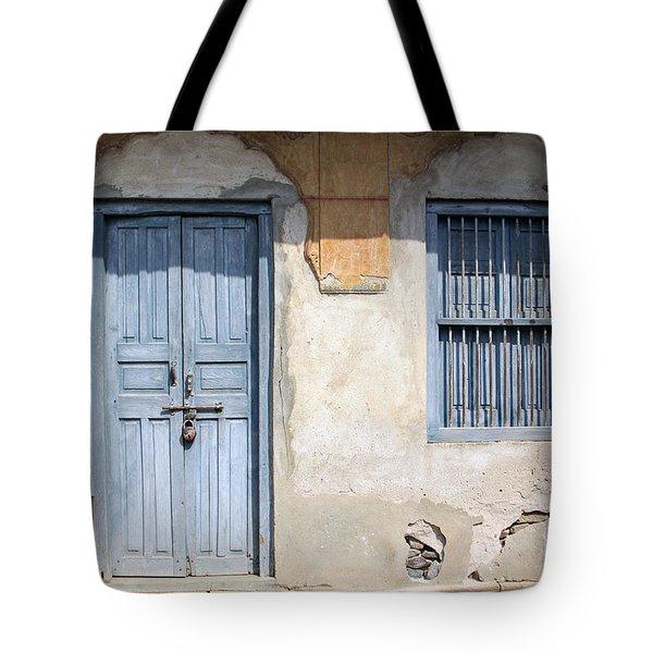 Shuttered #6 Tote Bag