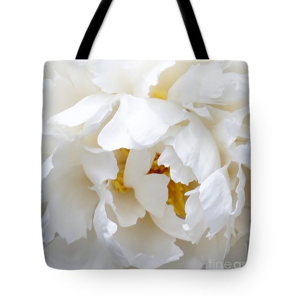 Shy Girl Tote Bag