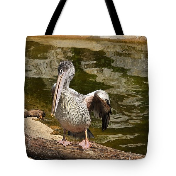 Tote Bag featuring the photograph Shyness by Simona Ghidini
