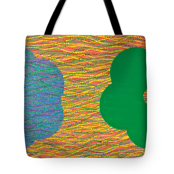 Siblings 2 Tote Bag