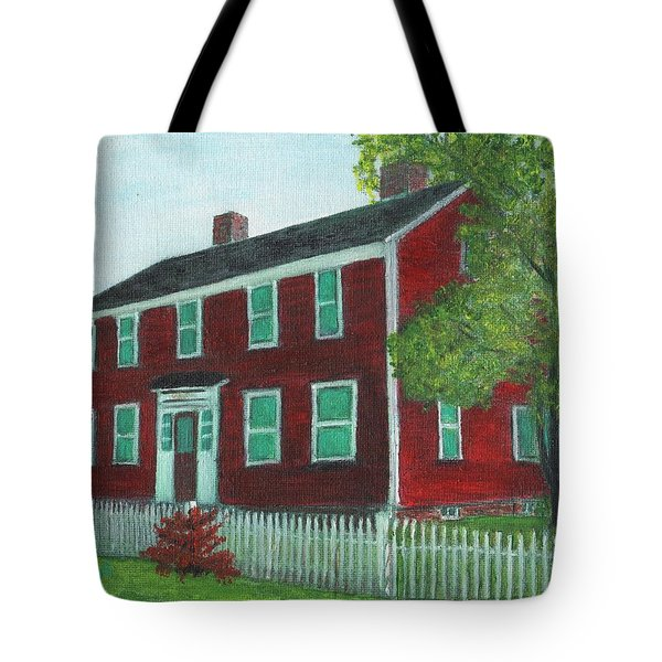 Sibson House Tote Bag