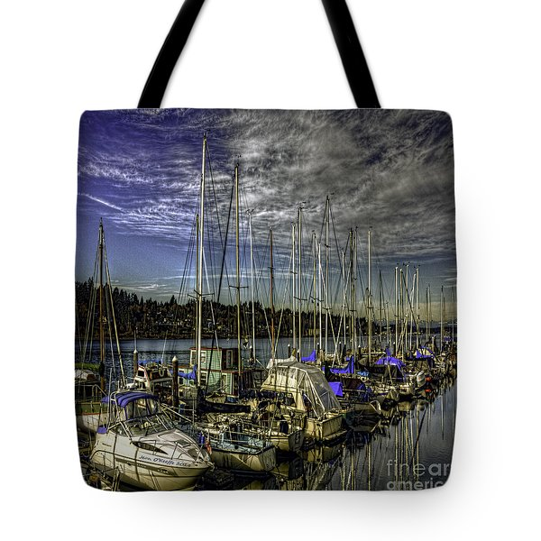 Tote Bag featuring the photograph Side By Side by Jean OKeeffe Macro Abundance Art