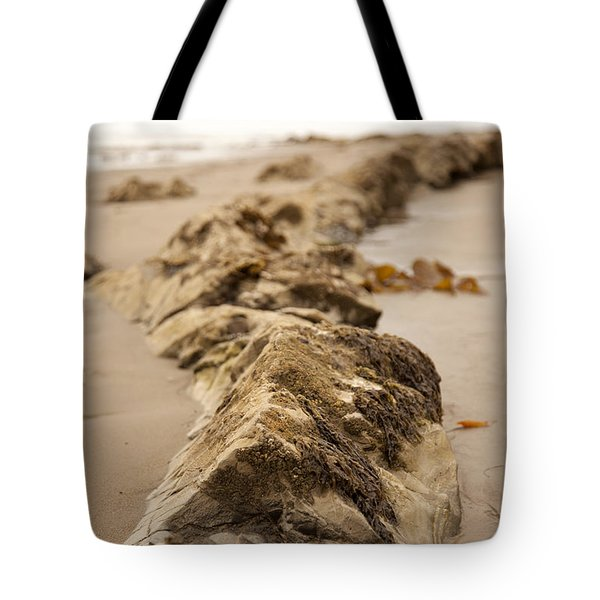 Side Winding Tote Bag by Amanda Barcon