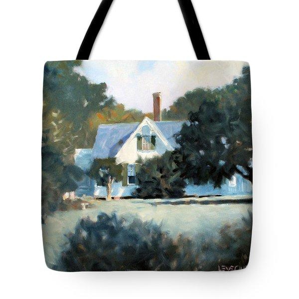 Side Yard Tote Bag