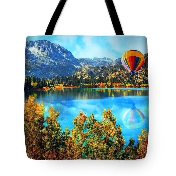 Sierra Dreaming  Tote Bag