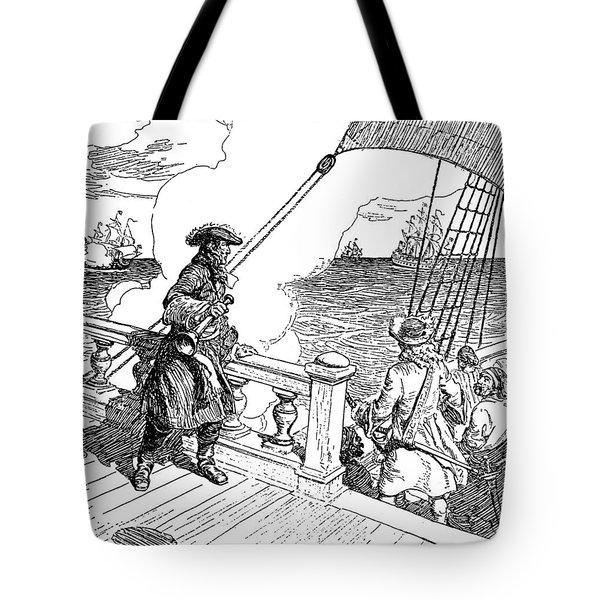 Sieur D'iberville (1661-1706) Tote Bag
