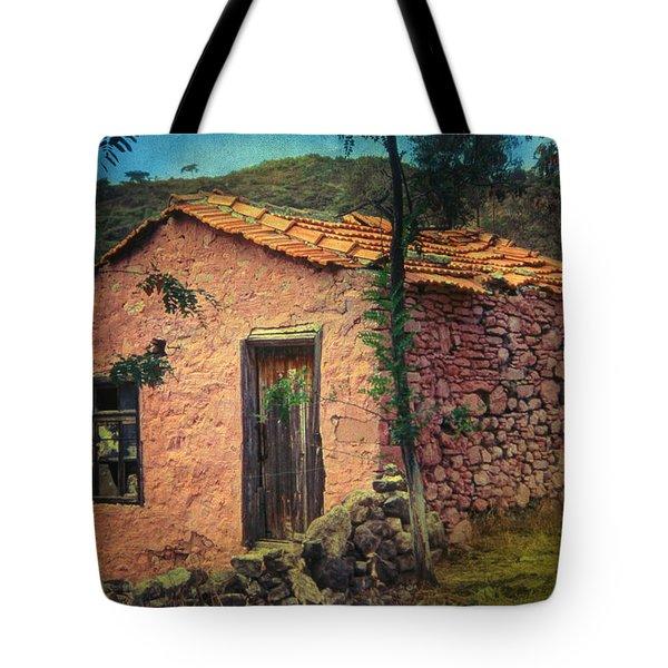 Sighed Tote Bag by Taylan Apukovska