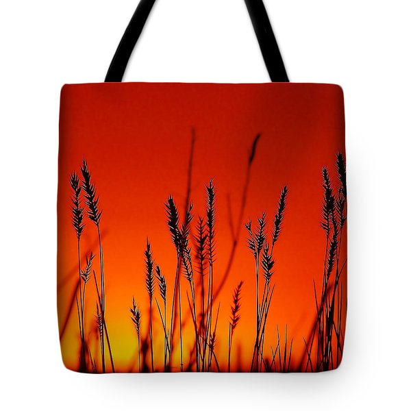 Sign Of The Time Tote Bag