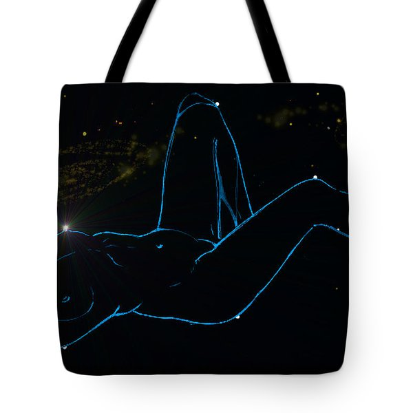Sign Of The Zodiac Woman Ce 2 Tote Bag
