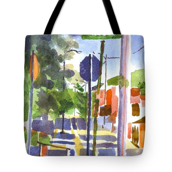 Sign Posts Tote Bag