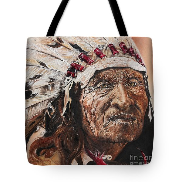 Signs Of His Times Tote Bag by Annalise Kucan