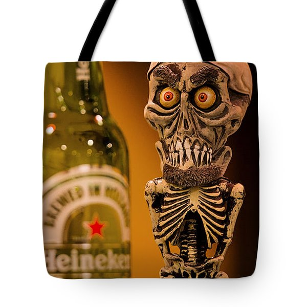 Silence I Drink You Tote Bag