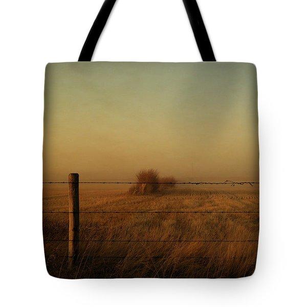 Silence Of Dusk Tote Bag by Leanna Lomanski