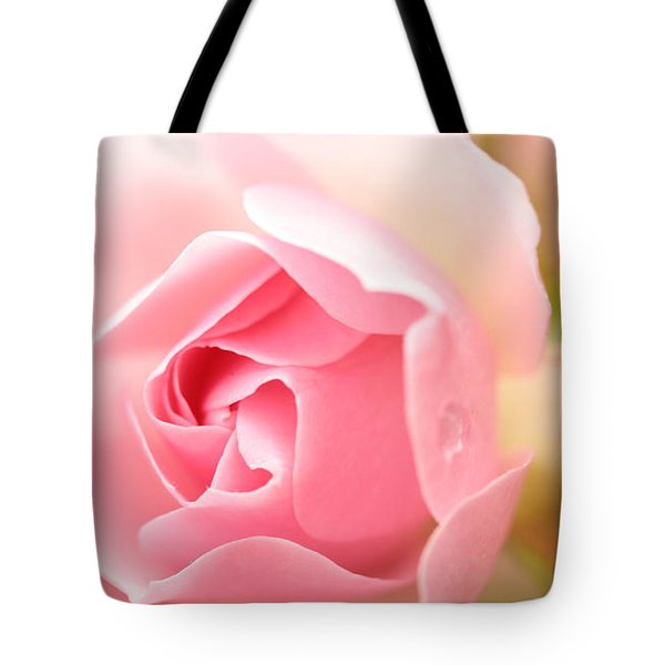 Silence Of The Heart Tote Bag