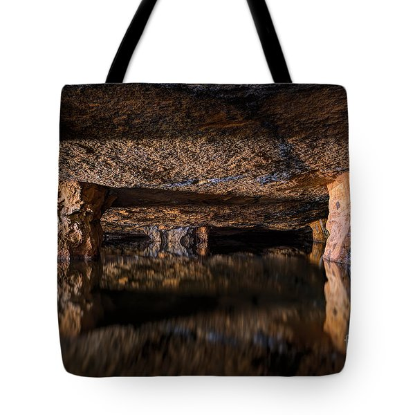 Silence Within Tote Bag