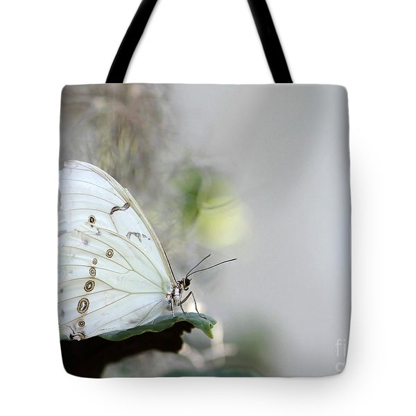 Tote Bag featuring the photograph Silent Beauty by Sabrina L Ryan