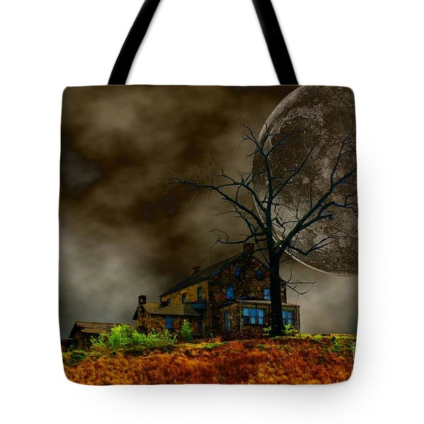 Silent Hill 2 Tote Bag by Dan Stone