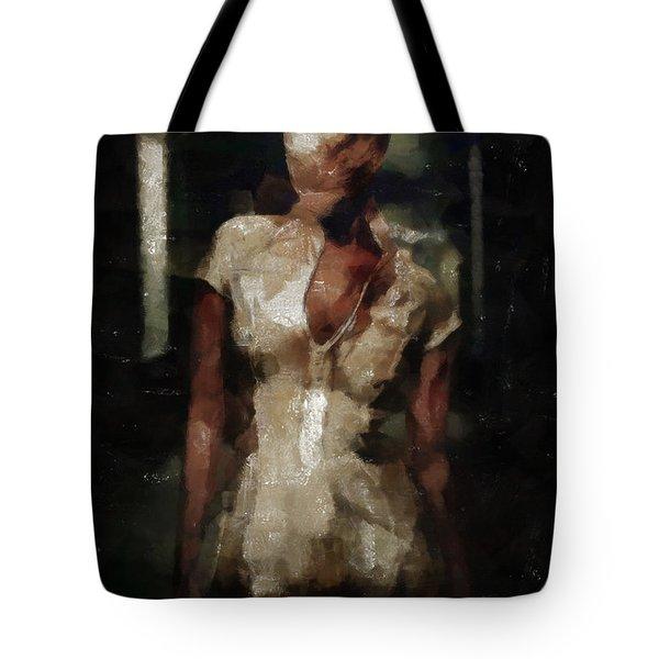 Silent Hill Nurse Tote Bag