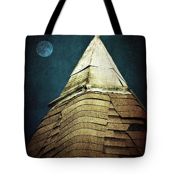 Silent Night Tote Bag by Trish Mistric