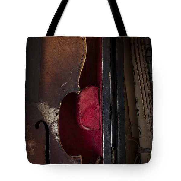 Tote Bag featuring the photograph Silent Sonata by Amy Weiss