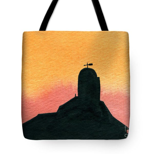 Silhouette Farm 1 Tote Bag