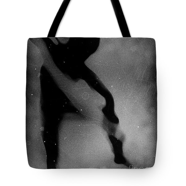 Silhouette Of An Oddity Tote Bag by Jessica Shelton