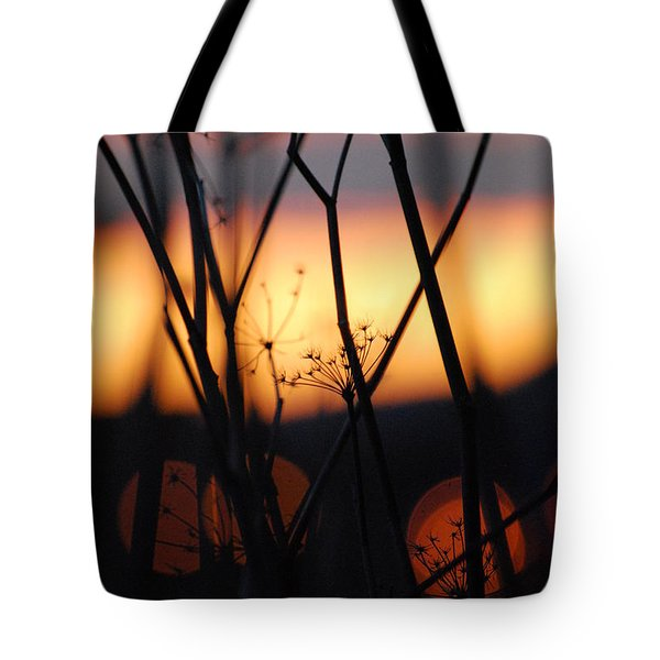Silhouette Of Old Queens Tote Bag