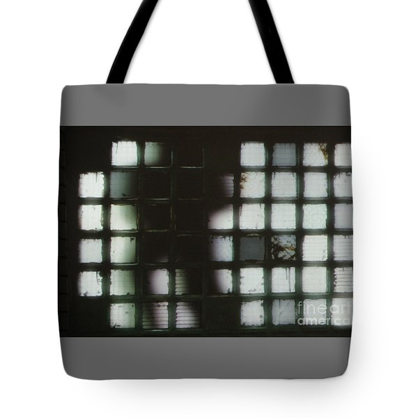 Shadow Previously Titled Silhouette Tote Bag