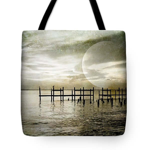 Silhouettes  Tote Bag by Kathy Bassett