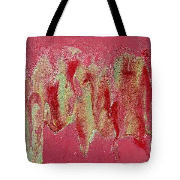 Silk Enchantment Tote Bag by Julia Apostolova