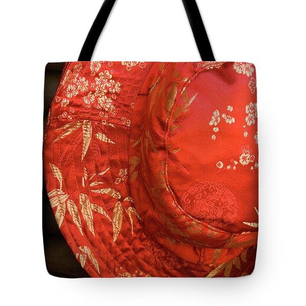 Silk Hat Tote Bag