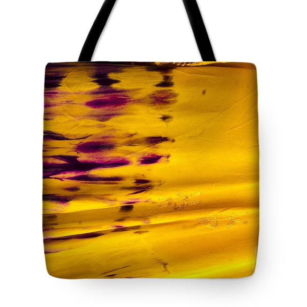 Silk River Tote Bag