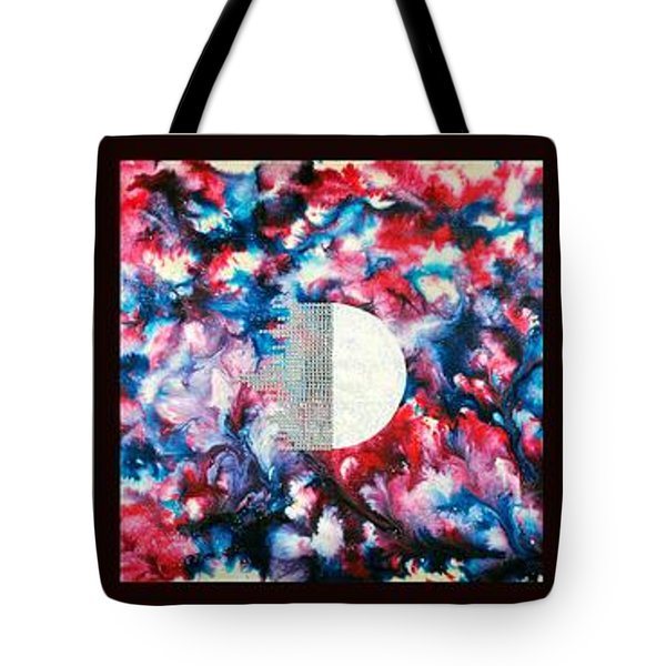 Silkworm Tote Bag by Sumit Mehndiratta