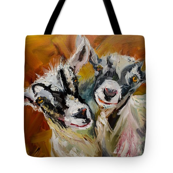Silly Kids Tote Bag