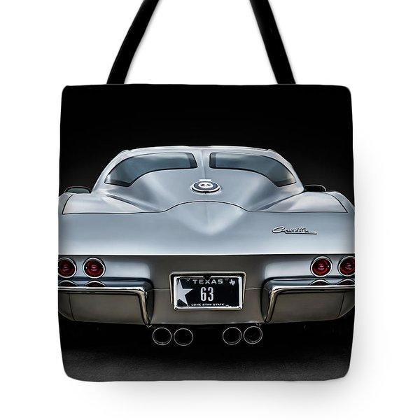 Silver '63 Tote Bag