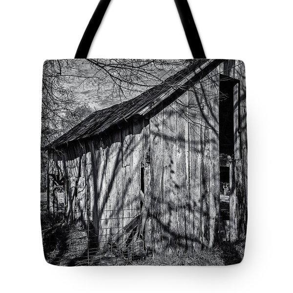 Silver Grey Tote Bag by CJ Schmit