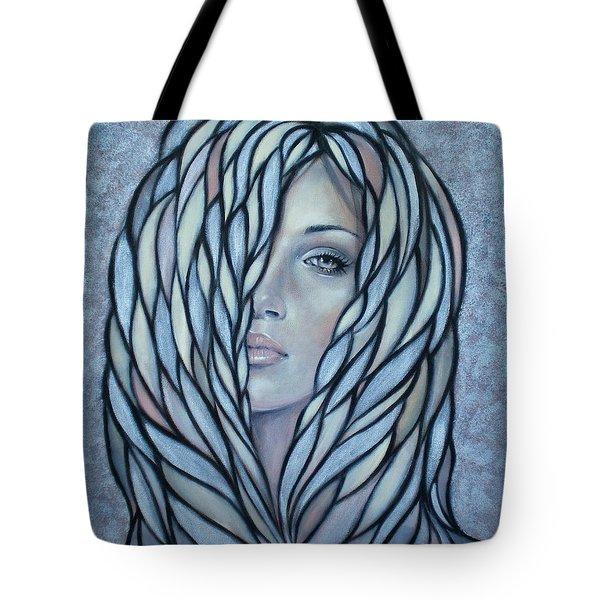 Silver Nymph 021109 Tote Bag