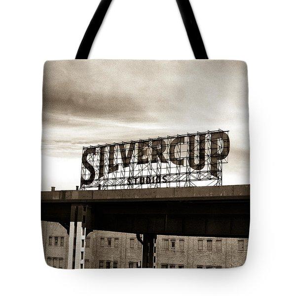 Silvercup Studios Tote Bag