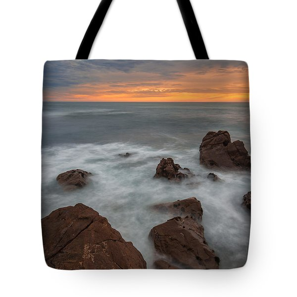 Silverlight-cambria Tote Bag by Tim Bryan