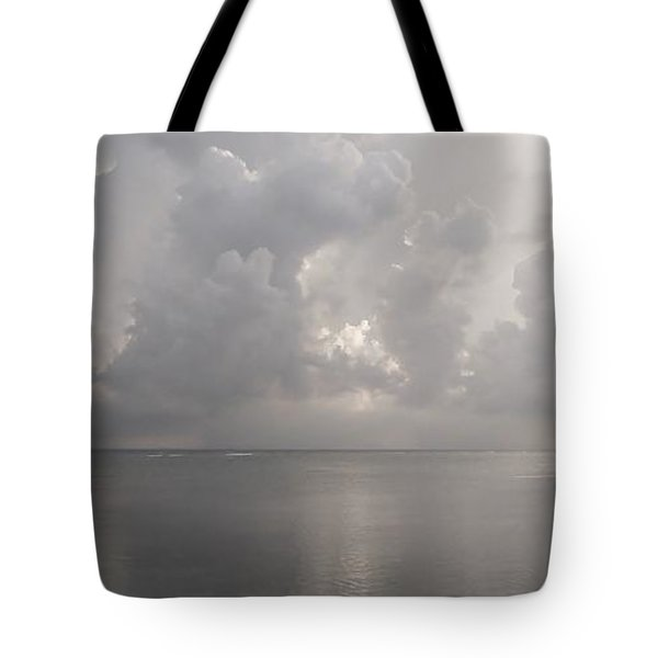 Silvern Sea Tote Bag