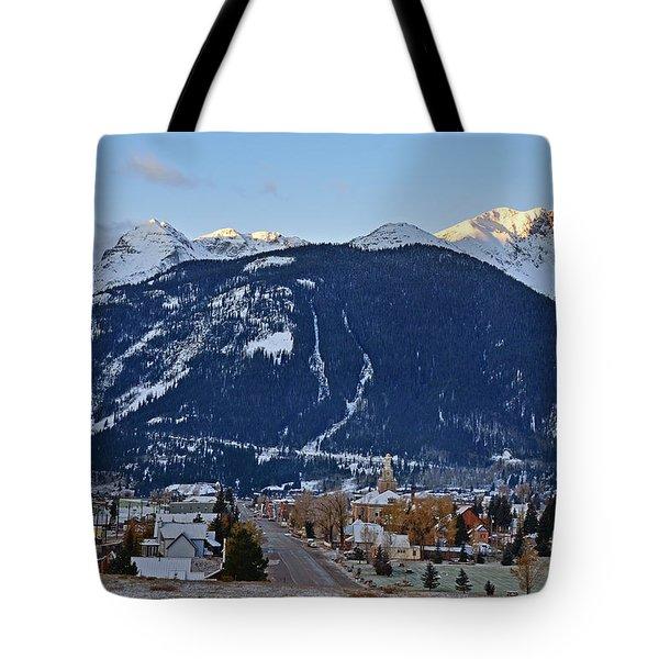 Silverton's Mountain Majesty Tote Bag