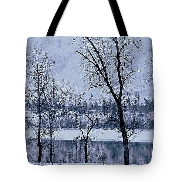 Simple Days Tote Bag by Kathy Bassett