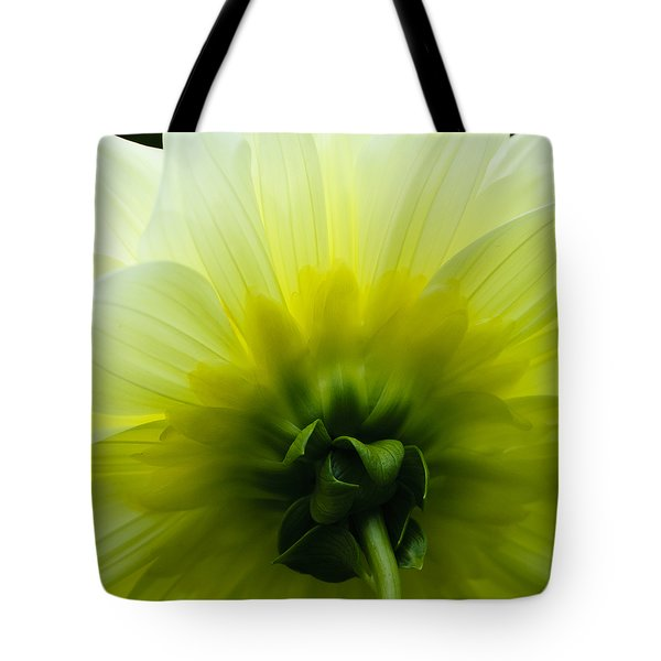 Simple Elegance Tote Bag by Christi Kraft